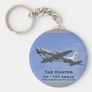 Porte-clés Le chasseur, Cp - porte - clé de 107 Argus