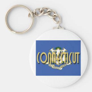 Porte-clés Le Connecticut