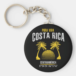 Porte-clés Le Costa Rica