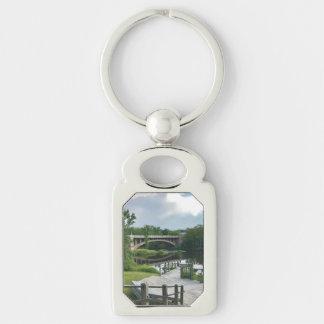 Porte-clés Le cristal tombe porte - clé de MI