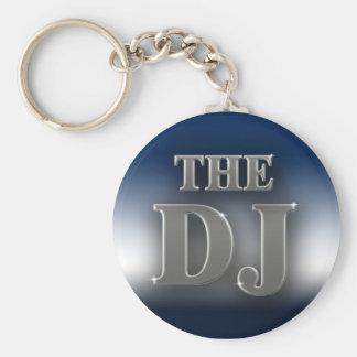 Porte-clés Le DJ