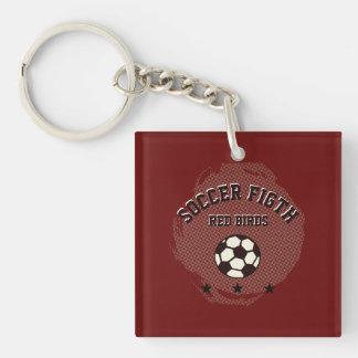 Porte-clés Le football est ma passion
