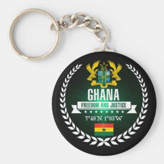Porte-clés Le Ghana
