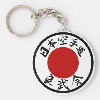 Porte-clés Le Japon Karaté-Font porte - clé de kanji de