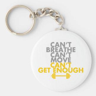 """Porte-clés Le jaune """"obtiennent assez """""""