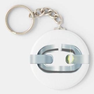 Porte-clés Le lien cassé