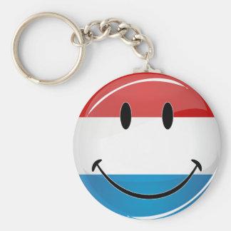 Porte-clés Le Luxembourg de sourire diminuent