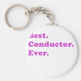 Porte-clés Le meilleur chef d'orchestre jamais