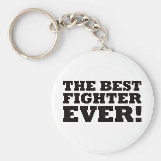Porte-clés Le meilleur combattant jamais