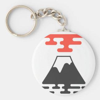 Porte-clés Le mont Fuji
