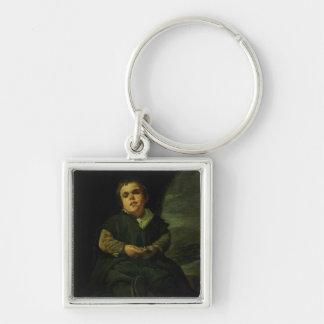 Porte-clés Le nain de cour, Don Franciso Lezcano