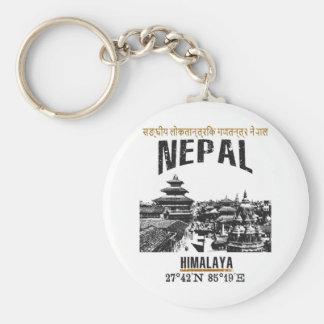 Porte-clés Le Népal
