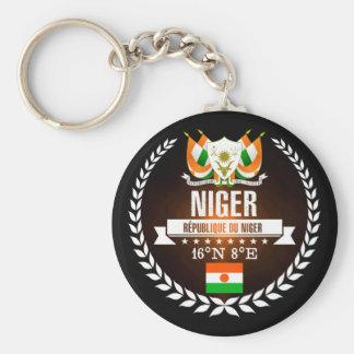 Porte-clés Le Niger