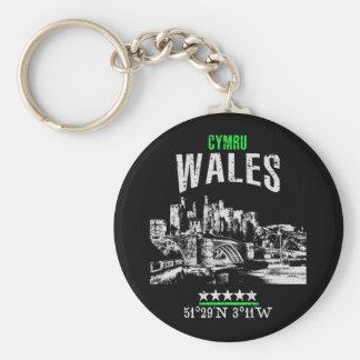 Porte-clés Le Pays de Galles