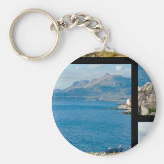 Porte-clés Le pêcheur sicilien