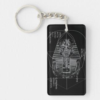 Porte-clés Le pharaon