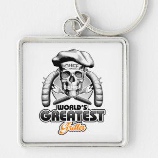 Porte-clés Le plus grand gril v5 du monde