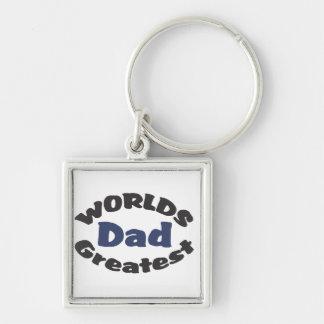 Porte-clés Le plus grand porte - clé du papa du monde