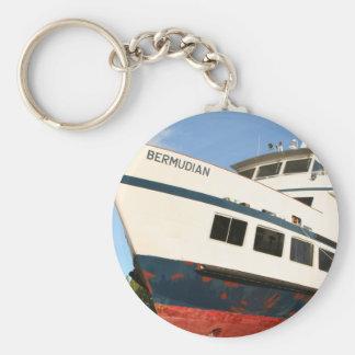 Porte-clés Le porte - clé bermudien