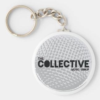 Porte-clés Le porte - clé collectif de microphone de groupe