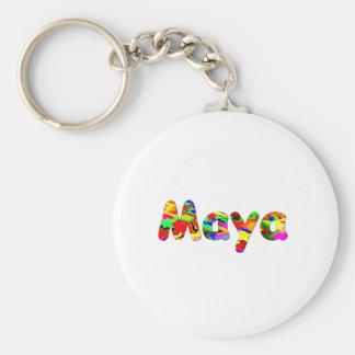 Porte-clés Le porte - clé du Maya