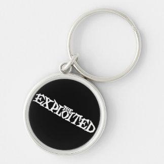 Porte-clés le porte - clé exploité