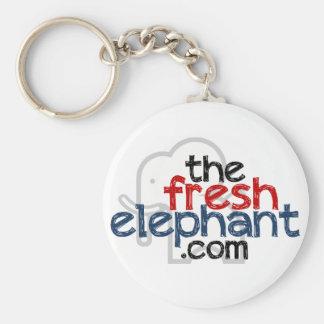 Porte-clés Le porte - clé frais d'éléphant