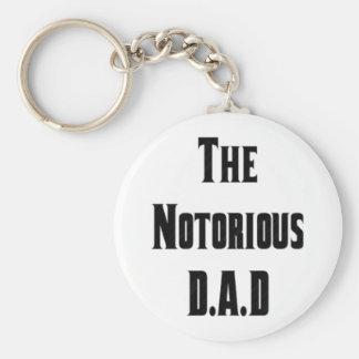 Porte-clés Le porte - clé notoire de D.A.D