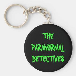 Porte-clés Le porte - clé paranormal de détectives