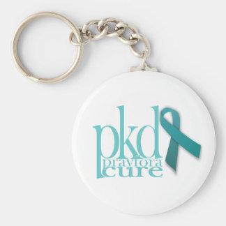 Porte-clés Le porte - clé PKD prient pour un traitement