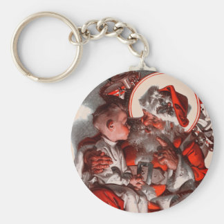 Porte-clés Le recouvrement de Père Noël