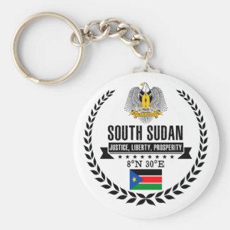 Porte-clés Le Soudan du sud