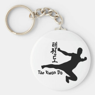 Porte-clés Le Taekwondo