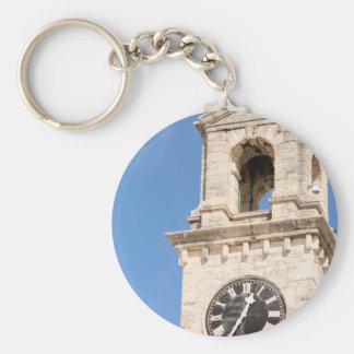 Porte-clés Le temps pilote le porte - clé
