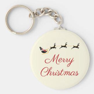 Porte-clés Le thème I de Noël