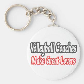 Porte-clés Le volleyball donne des leçons particulières… à de