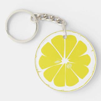 Porte-clés Lemon Keychain