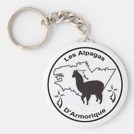 Porte-clés Les Alpagas D'Armorique