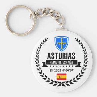 Porte-clés Les Asturies