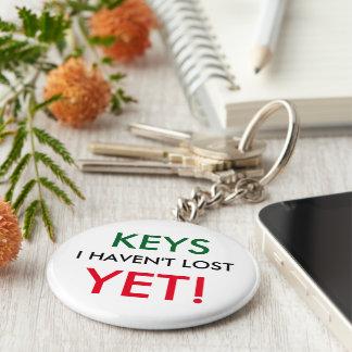 Porte-clés Les clés I n'ont pas perdu - ENCORE