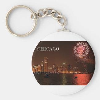 Porte-clés Les Etats-Unis Chicago (St.K)