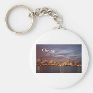 Porte-clés Les Etats-Unis Chicago St.K)