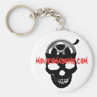 Porte-clés Les films m'ont fait le porte - clé