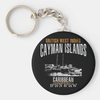 Porte-clés Les Îles Caïman