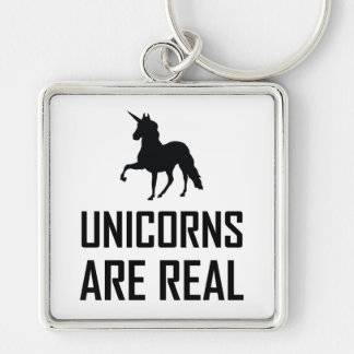 Porte-clés Les licornes sont vrai imaginaire