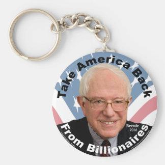 Porte-clés Les ponceuses de Bernie rapportent le porte - clé