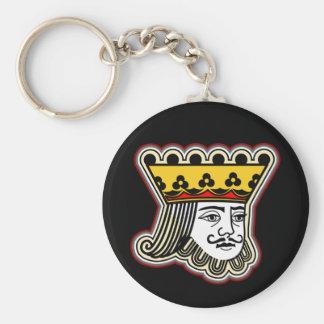 Porte-clés Les Rois Keychain de grève
