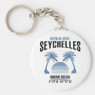 Porte-clés Les Seychelles