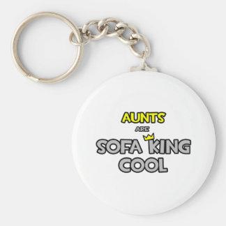 Porte-clés Les tantes sont le Roi Cool de sofa