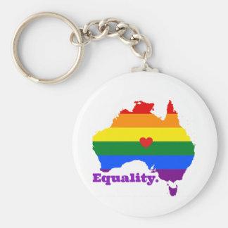 PORTE-CLÉS LGBT AUSTRALIE